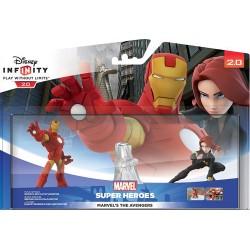 Pack Aventure Avengers :...