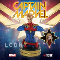 Captain Marvel Buste...