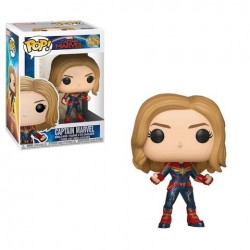 Captain Marvel POP! Movies...