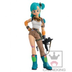DRAGON BALL figurine Bulma...