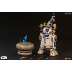 Star Wars - Deluxe R2-D2...