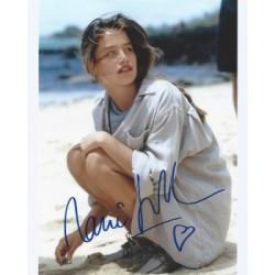 Autographe de Marie GILLAIN