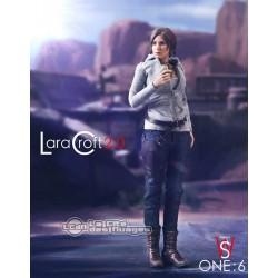 Lara Croft 2.0 inspiré par...
