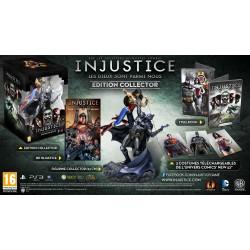 Jeux Vidéo - Injustice :...