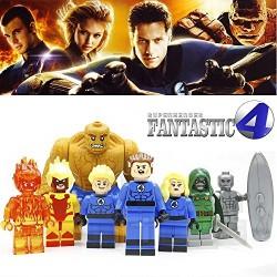 Lego - 8 Mini Figurines SY...