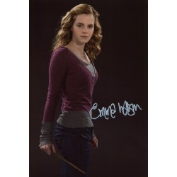 Autographe de Emma WATSON -...