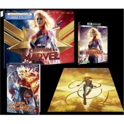 Coffret Captain Marvel -...