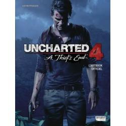 Uncharted 4 - Artbook Officiel