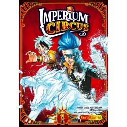 Imperium Circus - Tome 1 -...