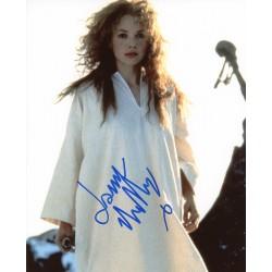 Autographe de Joanne...
