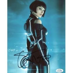 Autographe d'Olivia Wilde...
