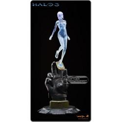 Halo 3 Cortana Statue Weta...
