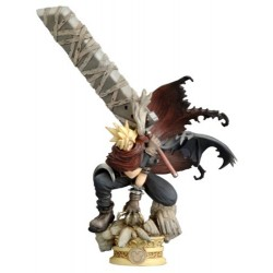 Kingdom Hearts - Cloud...