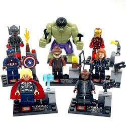 Lego - Avengers: L'ère...