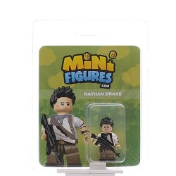 Custom Design Minifigure -...