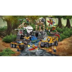 Lego 60161 - Le site...