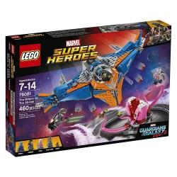 LEGO 76081 Marvel : Les...