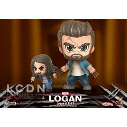 Hot Toys COSB792 Logan &...