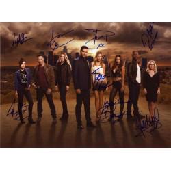 Autographe - Cast - Lucifer...